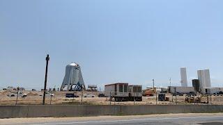 Raptor Hunting - Live at SpaceX Boca Chica Starhopper