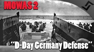 Men of War: Assault Squad 2 - D-Day Germany Defense