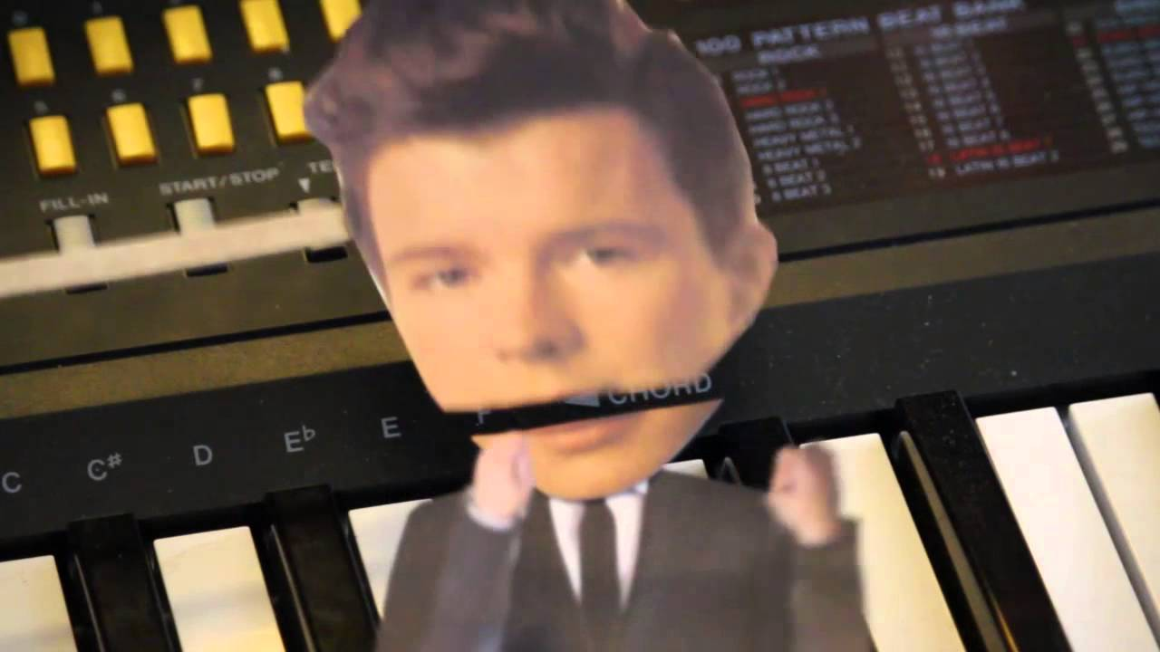 Rick Rolled By Our 1980s Casio Keyboard Youtube Diabolical Devices Sk1 Circuit Bent Sampling Fun