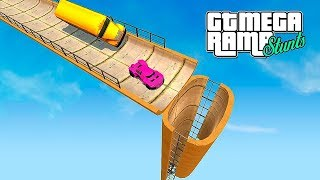 GT Mega Ramp Stunts Gameplay