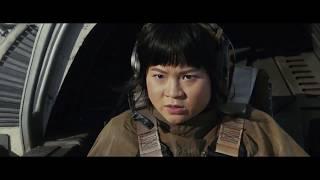 Star Wars The Last Jedi Pretty Curious Promo