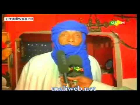 Le centre culturel Toumast reçoit la visite de Wiliam Hague à Bamako