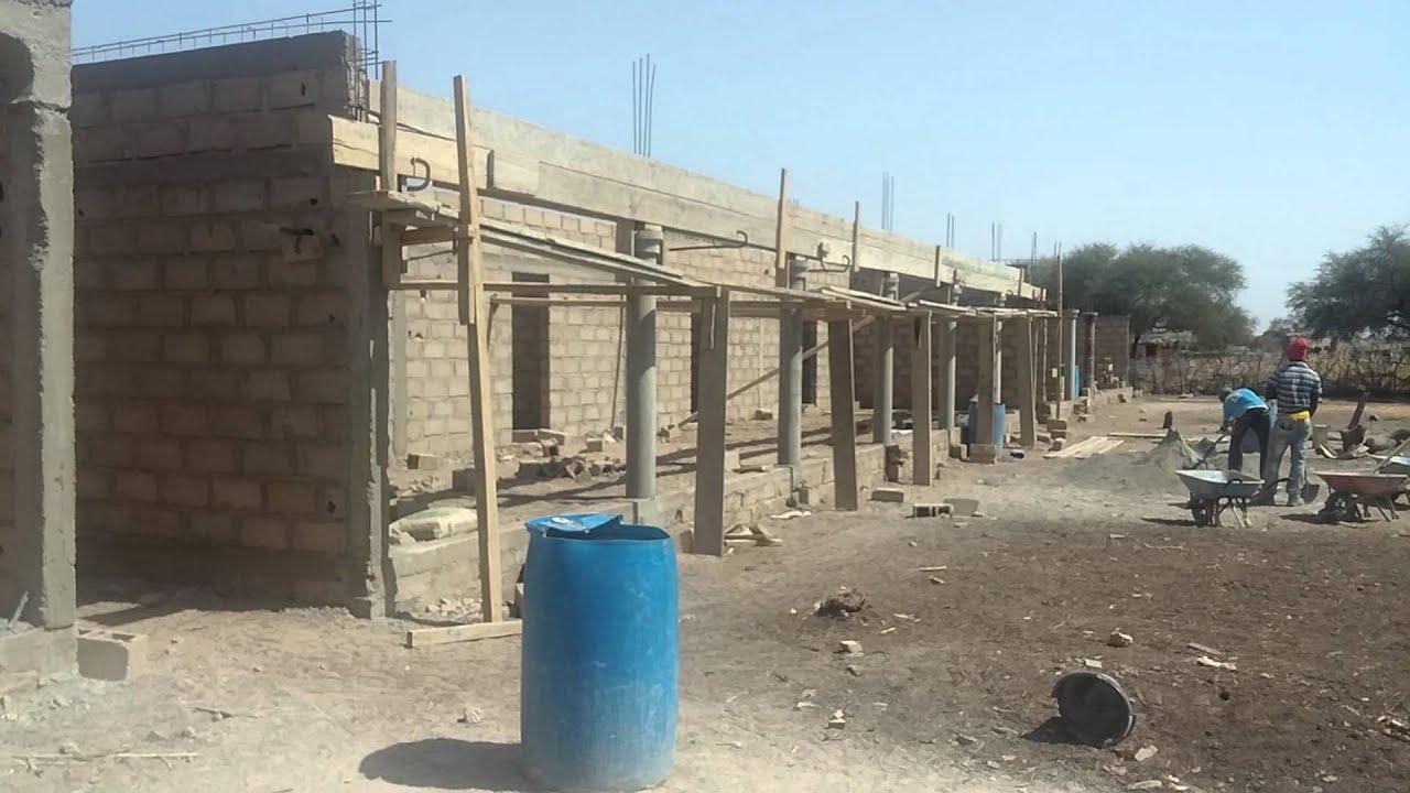 islamic school construction in banna mali 1 nov 2014 - Construire Une Maison Au Mali