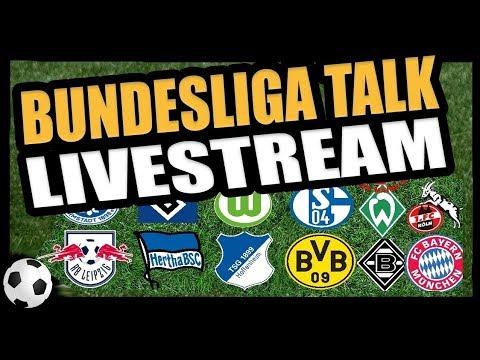BUNDESLIGA Rückblick auf die Hinrunde - BMG, RB Leipzig, Bayer 04, BVB, Schalke 04, FC Bayern