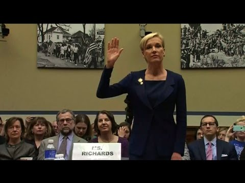 """""""The Questioning Was Clearly Sexist"""": Rep. Brenda Lawrence on Republican Planned Parenthood Hearings"""