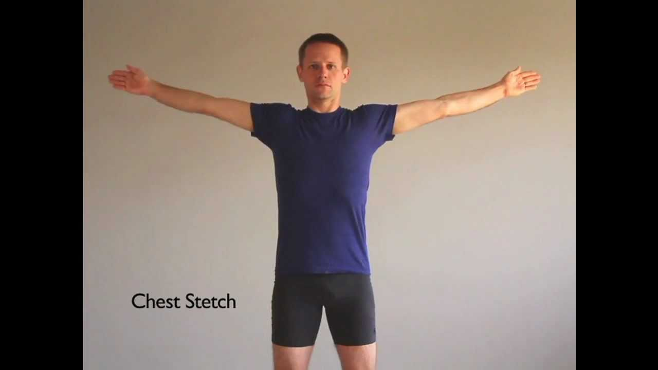 Chest Stretch, Pectoralis + Deltoid - Active Isolated ...