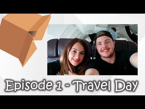 Florida holiday 2016 - Episode 1 - The Travel