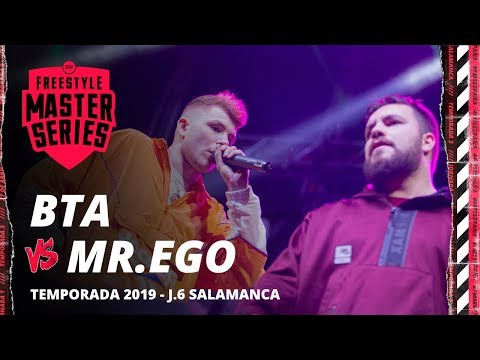 MR.EGO VS BTA