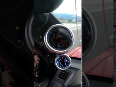 Turbo boost Pajero II 2.5 TD