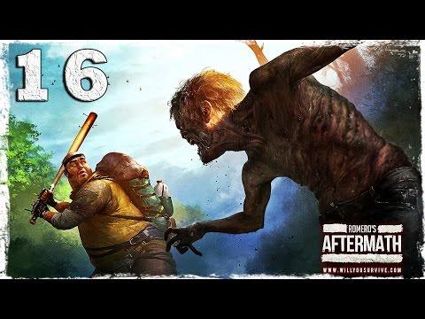 Смотреть прохождение игры [COOP] Aftermath. #16: Бегом от зомби.