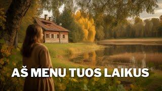 Download AŠ MENU TUOS LAIKUS | Robertas Marcinkevičius | DieNmedis MP3 song and Music Video