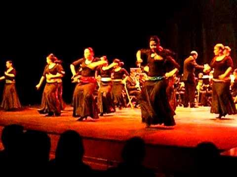 Grupo de baile Inés Romero, Amor Brujo 211110.avi