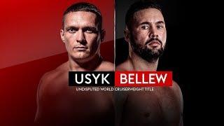 Oleksandr Usyk vs Tony Bellew | Fight Week Trailer | November 10