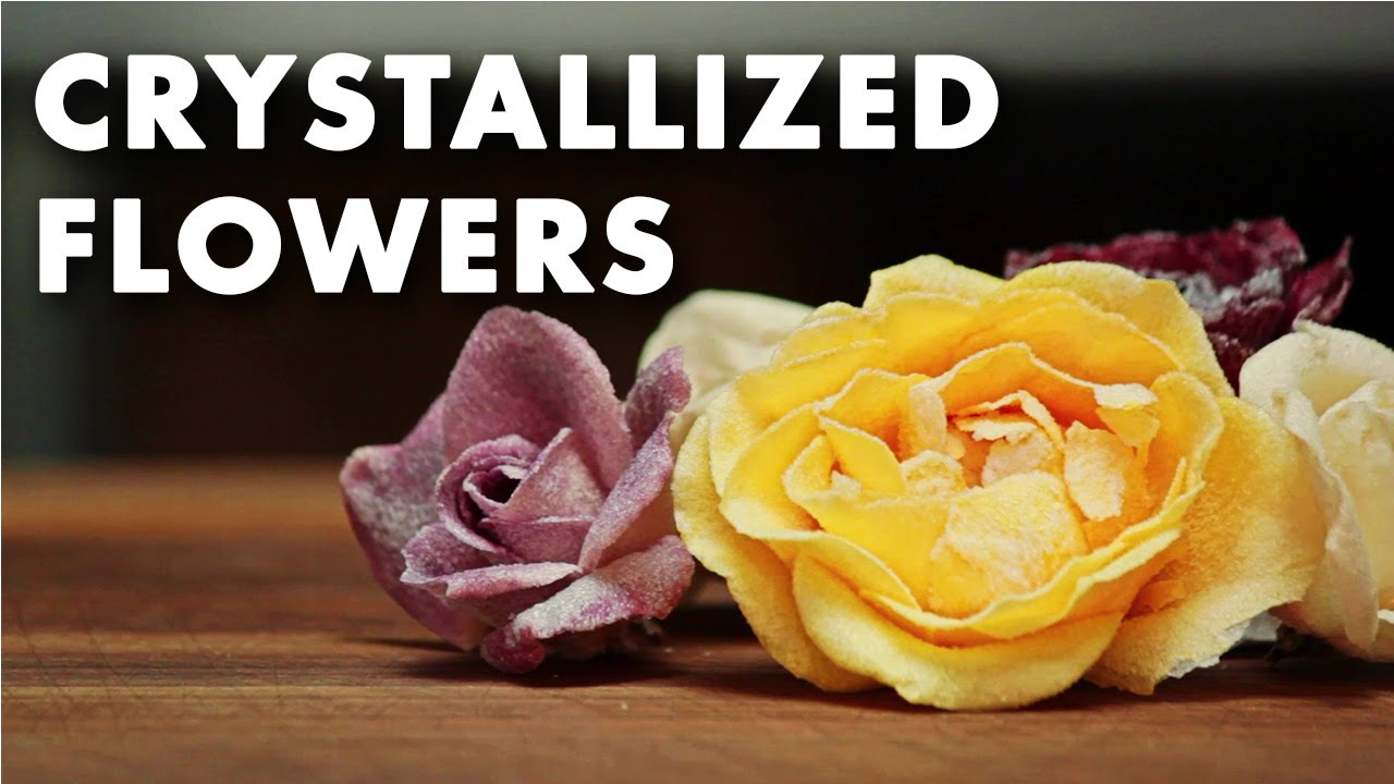 Communication on this topic: How to Crystallize Flowers, how-to-crystallize-flowers/