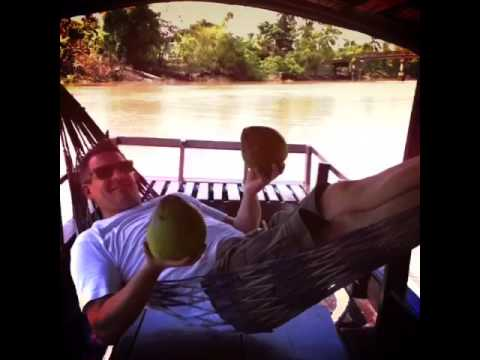 A Day on the Mekong Delta