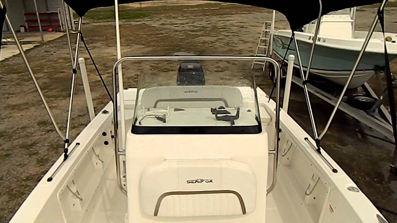 2009 sea fox 197 video 1 2009 sea fox 197 video 1