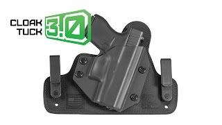Best Concealed Carry Holster - The New The Cloak Tuck 3.0 by Alien Gear Holsters