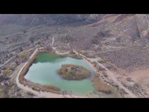 Drone Day at Spring Mountain Ranch, Las Vegas Nevada