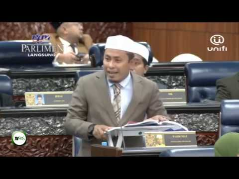 Perbahasan Mantap Ahli Parlimen Pasir Mas; YB Ustaz Ahmad Fadhli Shaari