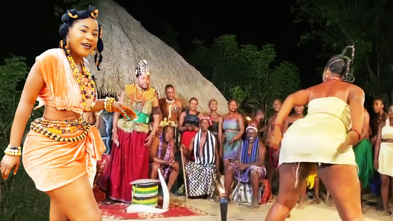 Download The Prince Will Chose The Best Dancer - African Movies| Nigerian Movies 2020 |Latest Nigerian Movies