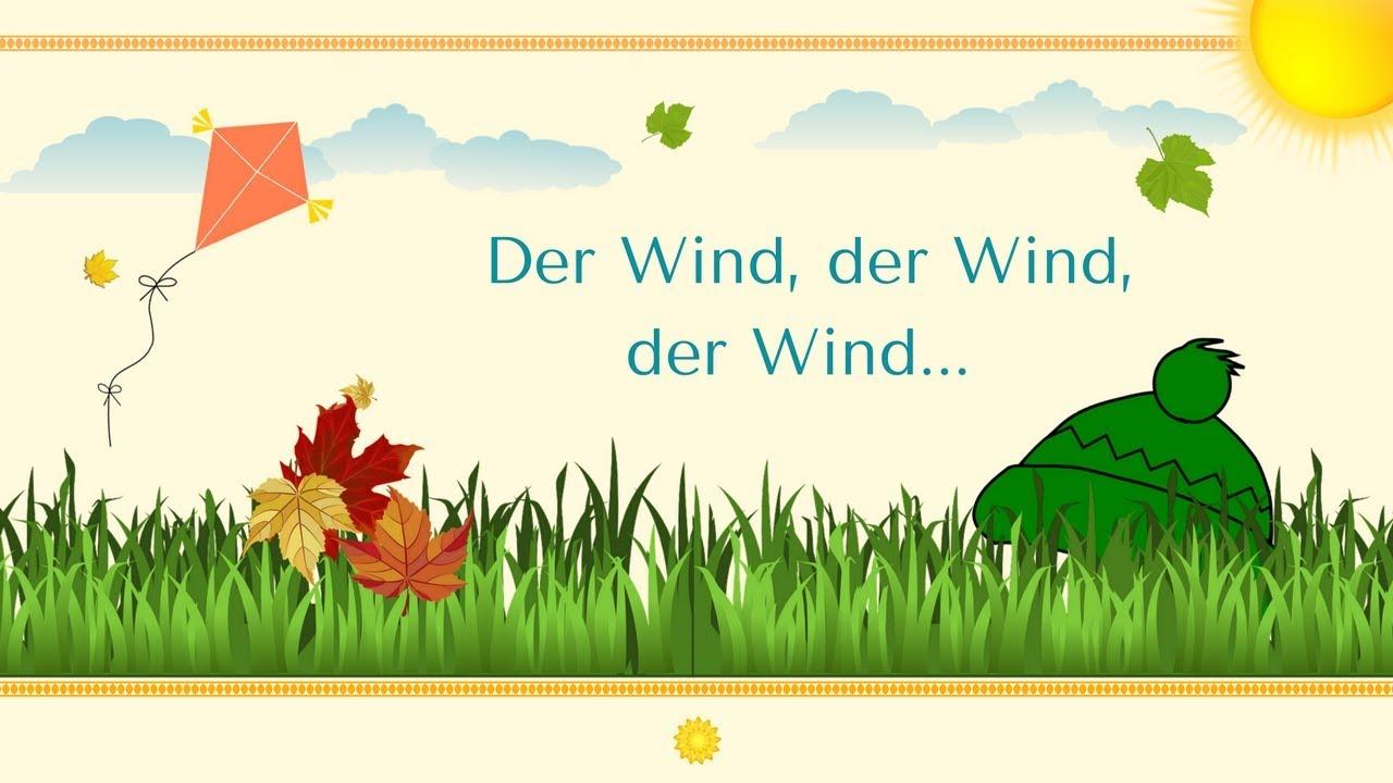 Der Wind Herbstlied Youtube