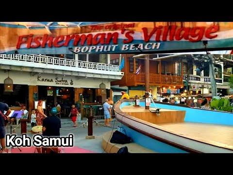 Fisherman's Village Koh Samui Attraction - Friday Night Market