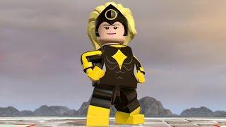 LEGO Marvel Super Heroes 2 - Darkstar - Open World Free Roam Gameplay (PC HD) [1080p60FPS]