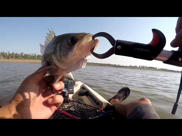 Chasing bass for the Malibu stealth 9's final adventure