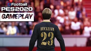 PES 2020 Gameplay - PES Legends Vs Bayern Munich