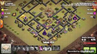 [ALB-SPECIALIST] 3 STARS TH9/CLASH OF CLANS