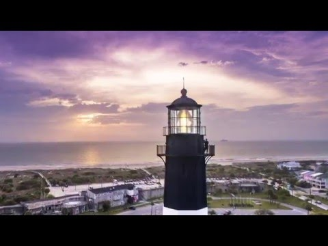 Tybee Light House At Sunrise