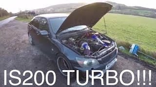 Owning A Turbo'd IS200, Modified Car Review