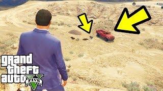 НОВАЯ ПАСХАЛКА GTA 5 , которую спрятал ТРЕВОР !!! Вы уже нашли ??? ( Easter eggs )