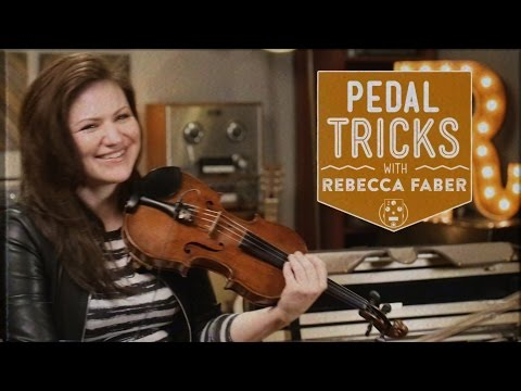 Pedal Tricks: Electrifying And Expanding Your Violin Sound With Pedals