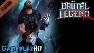 Brutal Legend Gameplay (PC HD)