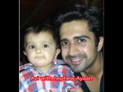 Avinash Sachdev with kids (Cute and sweet)