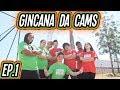 GINCANA DA CAMS 2017 COM YOUTUBERS !!! (EP 1)