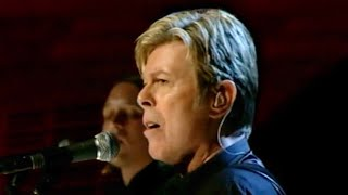 David Bowie | Arcade Fire | Five Years | Radio City Music Hall | New York | 8 September 2005