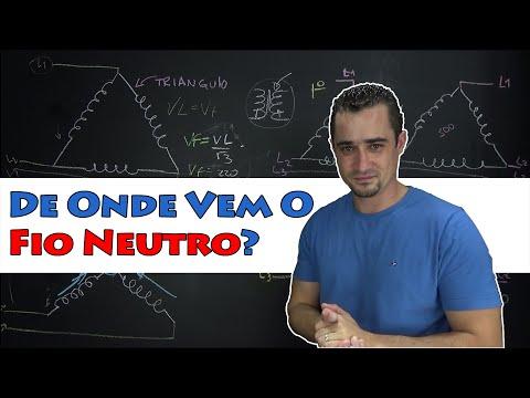 Neutro - De Onde vem o Fio Neutro