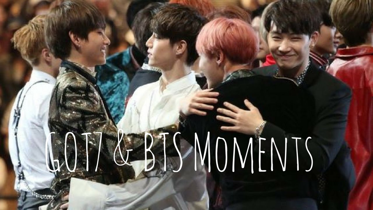 BTS & GOT7 ♥ #1 - YouTube