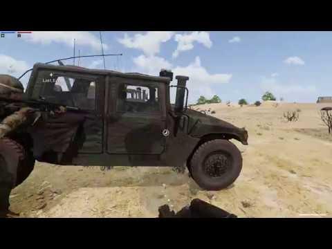 ArmA 3 | FrontLine | RHS | Rifleman | RUS VoIP | №1