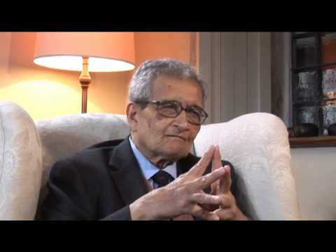 64 minutes interview with Amartya Sen on the Quality of Life (Part 2)