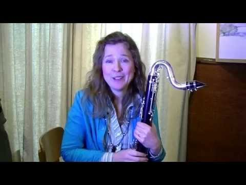 Bass Clarinet: The basics for clarinet or saxophone players