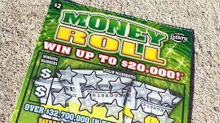 Florida Lottery Money Roll