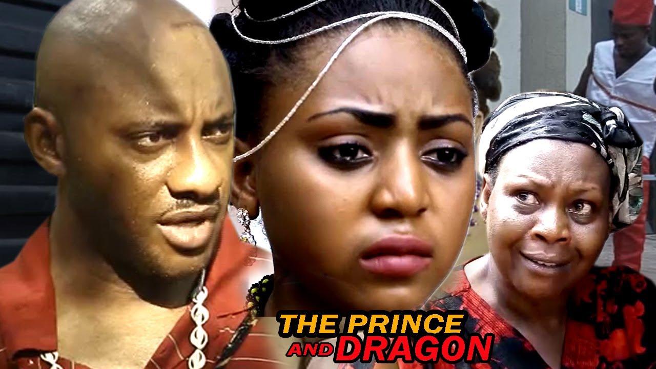 Download The prince And Dragon Season 4 - Regina Daniels & Yul Edochie 2017 Latest Nigerian Nollywood Movie