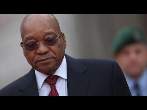 South African President Jacob Zuma purges cabinet