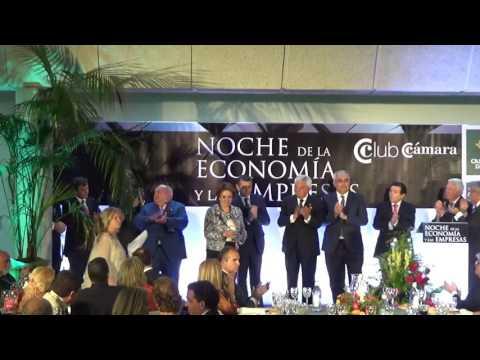 CANAL SEVILLA RADIO - NOCHES DE LA ECONOMIA - CLUB ANTARES - D. CRISTOBAL CERVANTES
