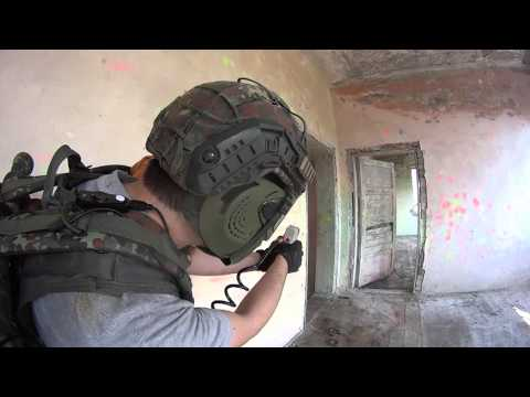 "Hard Sports ""Grenade"" 3rd Person Magfed Paintball"