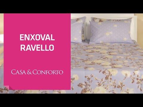 Enxoval Ravello Casa & Conforto   Shoptime