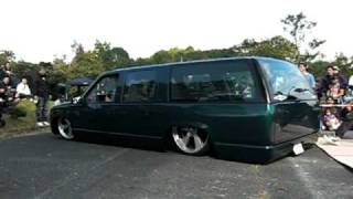 97y Chevrolet Suburban Custom 3.5INCH BodyDrop/2INCH Frame Slice/...